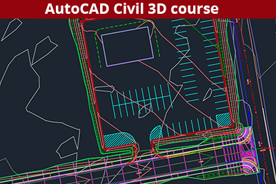 AutoCAD Civil 3D course
